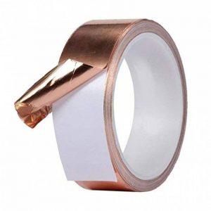 OR Key Ruban adhésif anti-limaces en cuivre Ruban Répulsif 25mm x 20 m de la marque OR Key image 0 produit