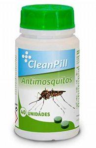 Pastilles de javel répulsives et anti-moustique - Boîte de 160g - 32 unités de la marque CLEANPILL image 0 produit