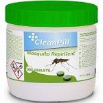 Pastilles de javel répulsives et anti-moustique - Boîte de 500g - 100 unités de la marque CLEANPILL image 1 produit