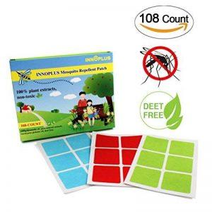 patch anti moustique TOP 3 image 0 produit