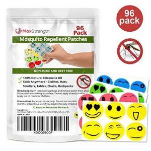 patch anti moustique TOP 6 image 0 produit