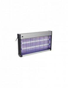 Perel Tue Insectes Déstructeur Moustique Mouche 2 x 20 W 150m² Ultraviolet - GIK16 de la marque Perel image 0 produit