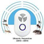 Pest Control Prise surenhap anti-moustiques de haute qualité à ultrasons et électromagnétique Répulsif, souris Repeller contre les rats cafards araignées fourmis de la marque Surenhap image 2 produit