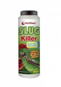 PestShield–Slug Killer Bleu Mini granulés efficace pour limaces & escargots 300g de la marque Pestshield image 0 produit