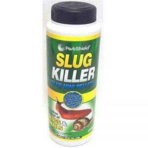 Pestshield–Slug Killer Bleu Mini Granulés efficace pour limaces et escargots 250g de la marque Pestshield image 0 produit