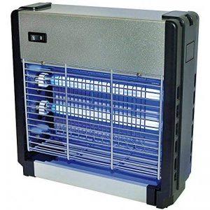 Piège lumineux pour insectes de 2500v / 2 x 6 Watt ampleur de 75 m² - Piège lumineux avec source de lumière UV de la marque Power-Preise24 image 0 produit