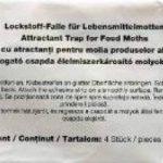 Piège à mites alimentaires 4 pièce de la marque Mottex image 4 produit