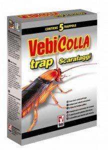 Piège pour cafards collants vebicolla lot de 5 pièges à cafards ou blattes de la marque vebicolla image 0 produit