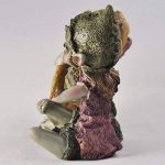 Pixie Hear, See, Speak No Evil - Green Garden Home Decor - Fun Quirky Gift Figurine - Anthony Fisher by Fiesta Studios de la marque Fiesta image 2 produit