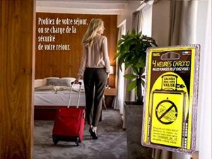 Plaquette anti-punaises de lit pour valise et bagages de la marque Vivre Mieux image 0 produit