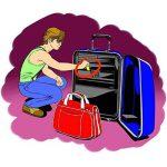 Plaquette anti-punaises de lit pour valise et bagages de la marque Vivre Mieux image 2 produit