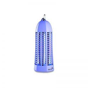 Plein Air Lampe piege Anti Moustique et Insectes Violet laqué - Décharge électrique 1000V - Champ Action 20 m2 de la marque Plein Air image 0 produit