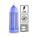 Plein Air Lampe piege Anti Moustique et Insectes Violet laqué - Décharge électrique 1000V - Champ Action 20 m2 de la marque Plein Air image 1 produit