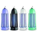 Plein Air Lampe piege Anti Moustique et Insectes Violet laqué - Décharge électrique 1000V - Champ Action 20 m2 de la marque Plein Air image 2 produit