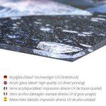 POSTERLOUNGE Impression sur verre acrylique 40 x 30 cm: Water Terrace with Statues and Fountains in a Park de Isaac de Moucheron/Everett Collection de la marque POSTERLOUNGE image 1 produit