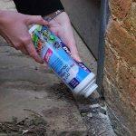 Poudre anti et fourmis et insecticide (Traitement pour contrôler les insectes comme les fourmis, les cafards, les perce-oreilles et les colportes dans les maisons, les patios et les jardins, traite jusqu'à 25m²). Cette poudre pèse 450g. de la marque Def image 1 produit