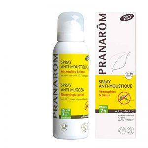 Pranarôm Aromapic Spray Anti-Moustique Atmosphérique Bio Eco de la marque Pranarôm image 0 produit