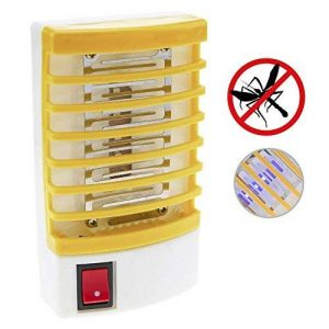 PrimeMatik - Lampe Tue moustiques Branchez la Lampe Anti Mouches Insecticide électrique de la marque PrimeMatik.com image 0 produit