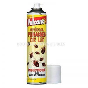 PRODUIT INSECTICIDE PUNAISES DE LIT SPÉCIAL PRO PULVERISATION de la marque Vulcano image 0 produit