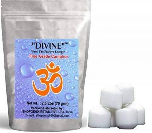 Puja camphre pur raffiné 70g rond de qualité supérieure pour les rituels sacrés hindous de la marque image 0 produit