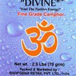 Puja camphre pur raffiné 70g rond de qualité supérieure pour les rituels sacrés hindous de la marque image 2 produit