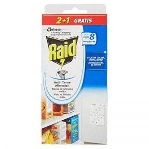 Raid Anti-Mites Alimentaires–3Pièces de la marque Raid image 0 produit