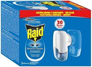 Raid Lot de 2 prises anti-moustiques de la marque Raid image 0 produit