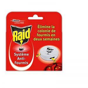 Raid Système Anti-Fourmis, Boîte à Appât, Usage Intérieur et Extérieur de la marque Raid image 0 produit