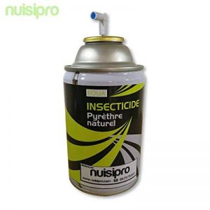 Recharge insecticide à base de pyrèthre naturel, 250ml - NUISIPRO - Anti mouches, anti moustiques... de la marque NUISIPRO image 0 produit