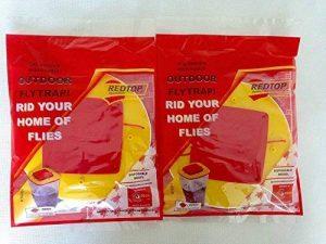 Red Top Piège à mouches de la marque Red Top image 0 produit