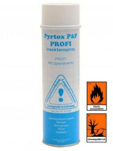 Reinelt & Temp GmbH pyrtox P & P Spray insecticide professionnel de la marque Reinelt & Temp GmbH image 0 produit