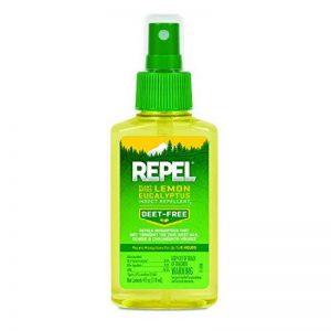 Repel d'eucalyptus citronné Insectifuge Naturel 113,4gram Pompe Spray, Coque Lot de 6 de la marque Repel image 0 produit