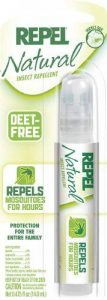 Repel Natural Insect Repellent 0.475oz Pen Size Spray Safely Repels Mosquitoes de la marque Repel image 0 produit