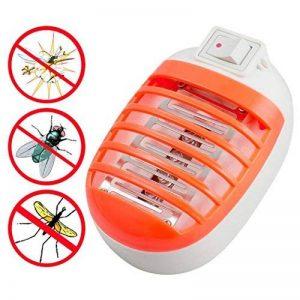 Risingmed Lampe Anti Insectes ou Moustiques Mouches Électrique Sur Prise - Mini LED pratique de la marque Risingmed image 0 produit