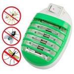 Risingmed Lampe Anti Insectes ou Moustiques Mouches Électrique Sur Prise - Mini LED pratique de la marque Risingmed image 2 produit