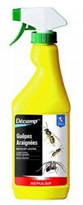 Répulsif guêpes/ araignées de la marque Décamp' image 0 produit