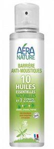 Répulsif Naturel anti-moustiques Air & Textile de la marque AERA NATURE image 0 produit