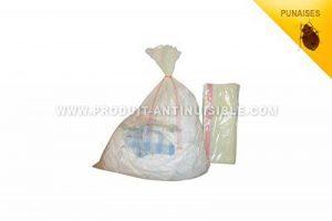 Sacs hydrosolubles pour linges Anti puces et punaises de lit en lot de 25 de la marque Teskad image 0 produit