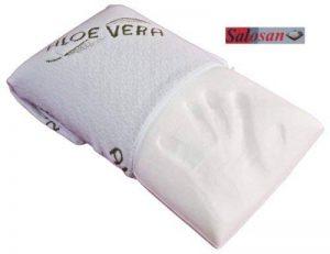 Salosan orthopédique enfants, coussin de voyage oreiller oreiller cervical en mousse gel viscoélastique 40x 24x 12cm de la marque Salosan image 0 produit