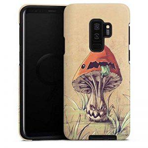 Samsung Galaxy S9 Plus Housse Outdoor Étui militaire Coque Amanite Tue-Mouches Plante Champignon de la marque DeinDesign image 0 produit