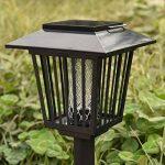 Sensail Lampe de Moustique Solaire, Lampe Anti-moustique Solaire Killer Pour Jardin de la marque Sensail image 3 produit