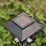 Sensail Lampe de Moustique Solaire, Lampe Anti-moustique Solaire Killer Pour Jardin de la marque Sensail image 4 produit