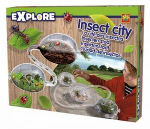 Ses - 25005 - Jeu Éducatif et Scientifique - La Cité des Insectes de la marque Ses image 0 produit