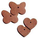 Set anti-nuisibles 29 pièces - Anti: antimite et papillons en cèdre naturel (sans produits chimiques) - avec ficelle et papier de verre pour le bois de la marque Lantelme image 1 produit