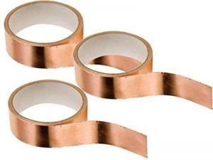 Simply Wood adhésif anti-limaces en cuivre 3 x 4 m de la marque Gardening-Naturally image 0 produit