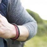 Sinwind Bracelet anti-moustique, 10 Pcs 5 Couleur 100% Naturel sans Deet, Pour Adultes et Enfants Protection Extérieure Intérieure de la marque Sinwind image 2 produit