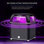 Skitic USB Photocatalyst Moustique tueurlampe, Led électronique Non Toxique Piège Anti-moustique d'inhalateur de Moustique Lampe - Nior de la marque Skitic image 3 produit