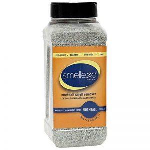 SMELLEZE Boule Papillon Naturel Granules anti-odeurs: 50 Lb. Déodorisant Débarrasse mothball Vapeurs de la marque SMELLEZE image 0 produit