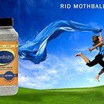SMELLEZE Boule Papillon Naturel Granules anti-odeurs: 50 Lb. Déodorisant Débarrasse mothball Vapeurs de la marque SMELLEZE image 1 produit