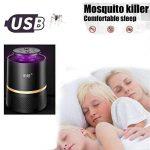 SMILEQ USB Lutte contre les insectes nuisibles électriques moustiques Zapper moustique tueur d'insectes LED piège lampe de la marque SMILEQ image 1 produit